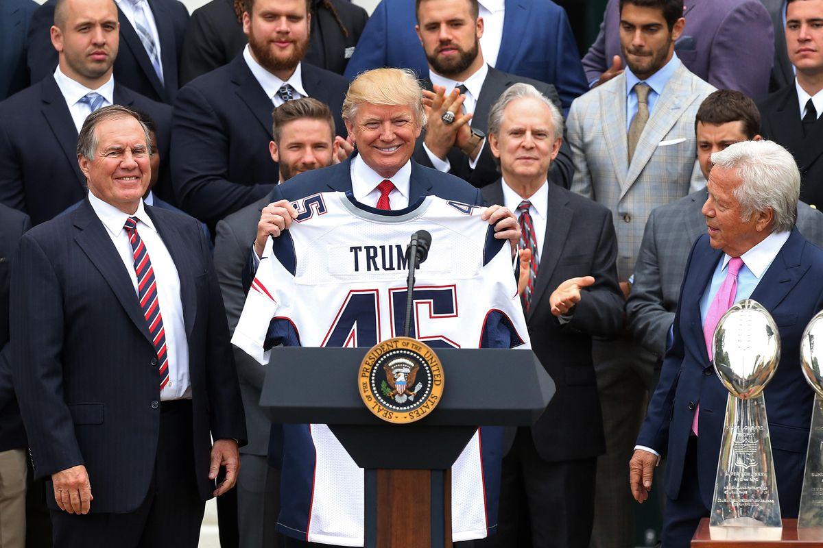 NFL: Super Bowl LI Champions-New England Patriots White House Visit