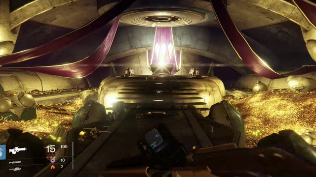Here's how loot and Treasure Keys work in Destiny's new Prison of Elders