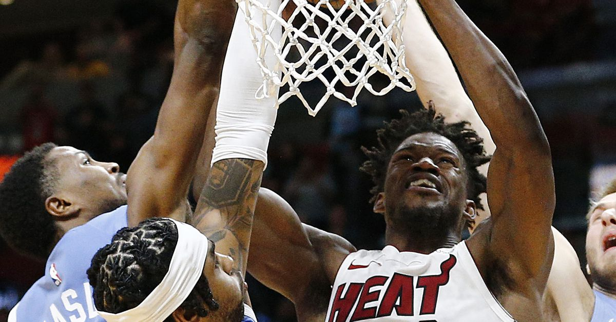 Heat crumble again in 4th, lose to Wolves 129-126