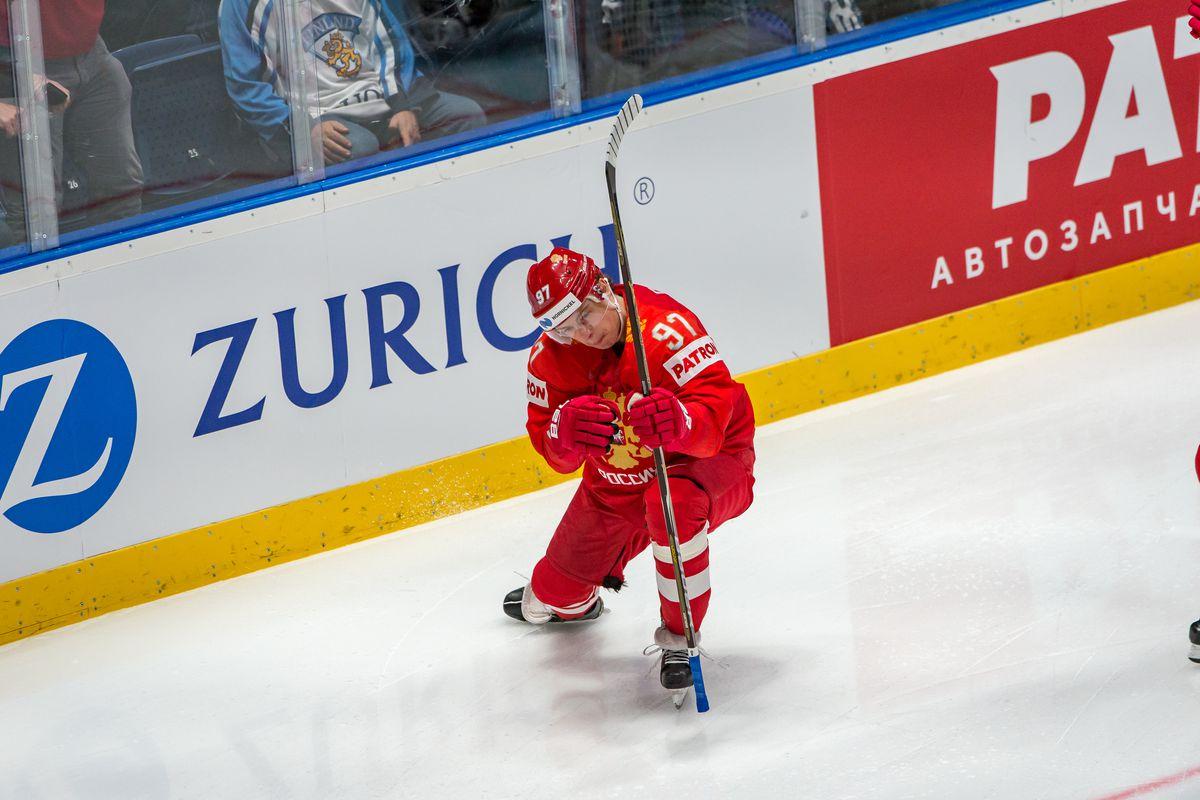 Russia v United States: Quarter Final - 2019 IIHF Ice Hockey World Championship Slovakia