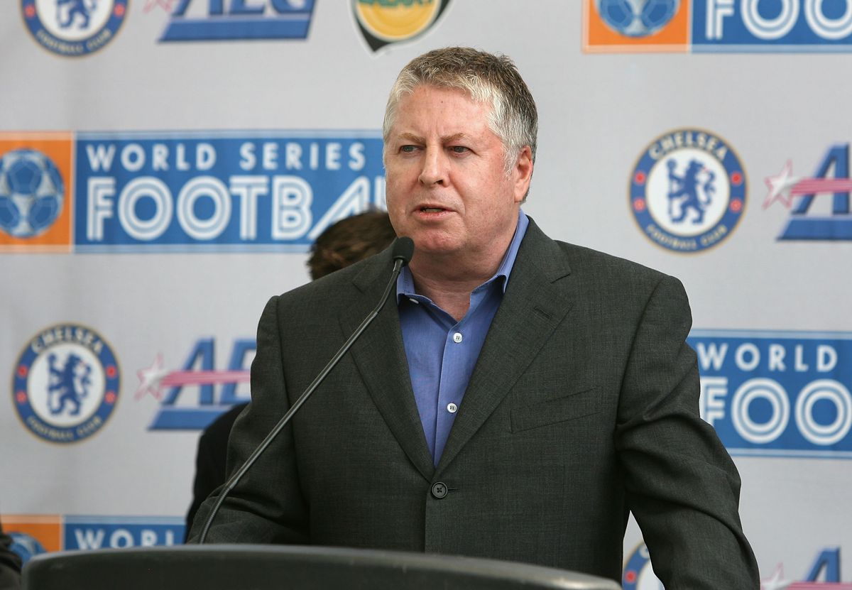 AEG, Chelsea FC and Los Angeles Galaxy Press Conference