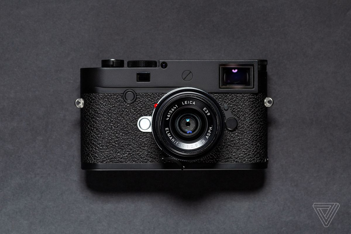 Leica's latest M camera is quieter and sleeker than ever - The Verge