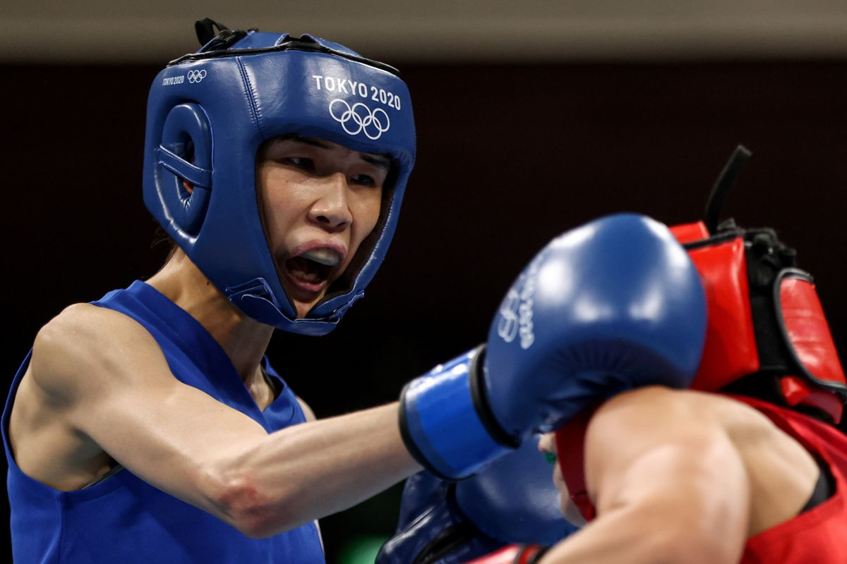 JAPAN-TOKYO-OLY-BOXING-WOMEN-FLY