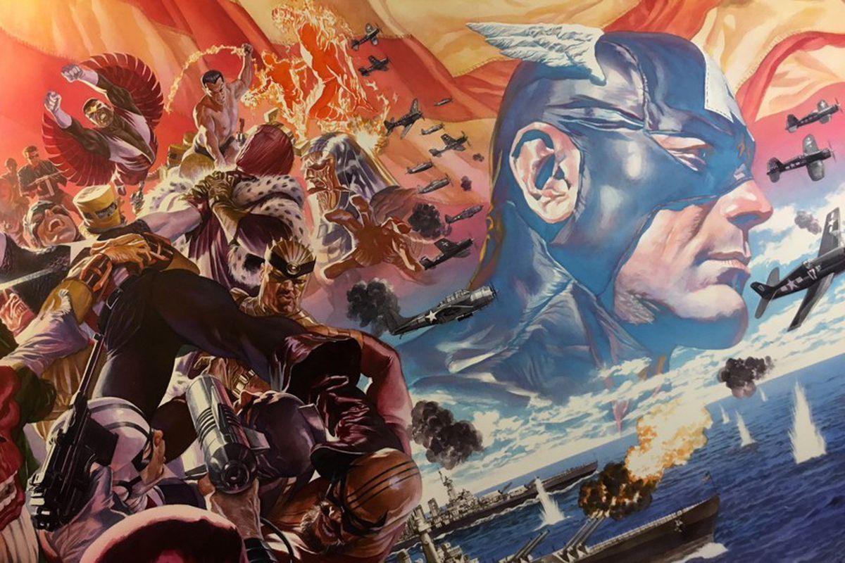 Ta-Nehisi Coates' 'Captain America' Comic Debuts July 4