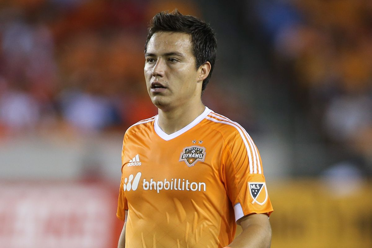 """Erick """"Cubo"""" Torres was a transfer target for the Colorado Rapids in the offseason"""