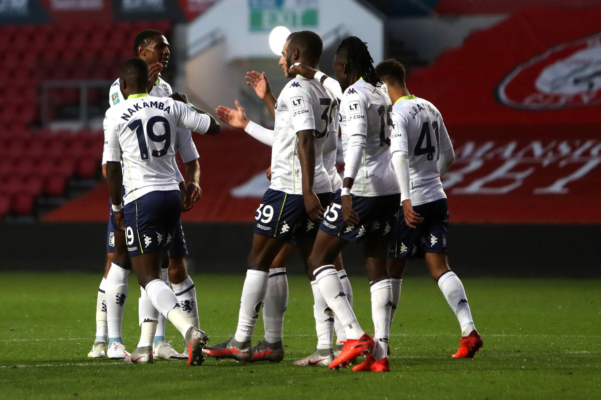 Bristol City v Aston Villa - Carabao Cup Third Round
