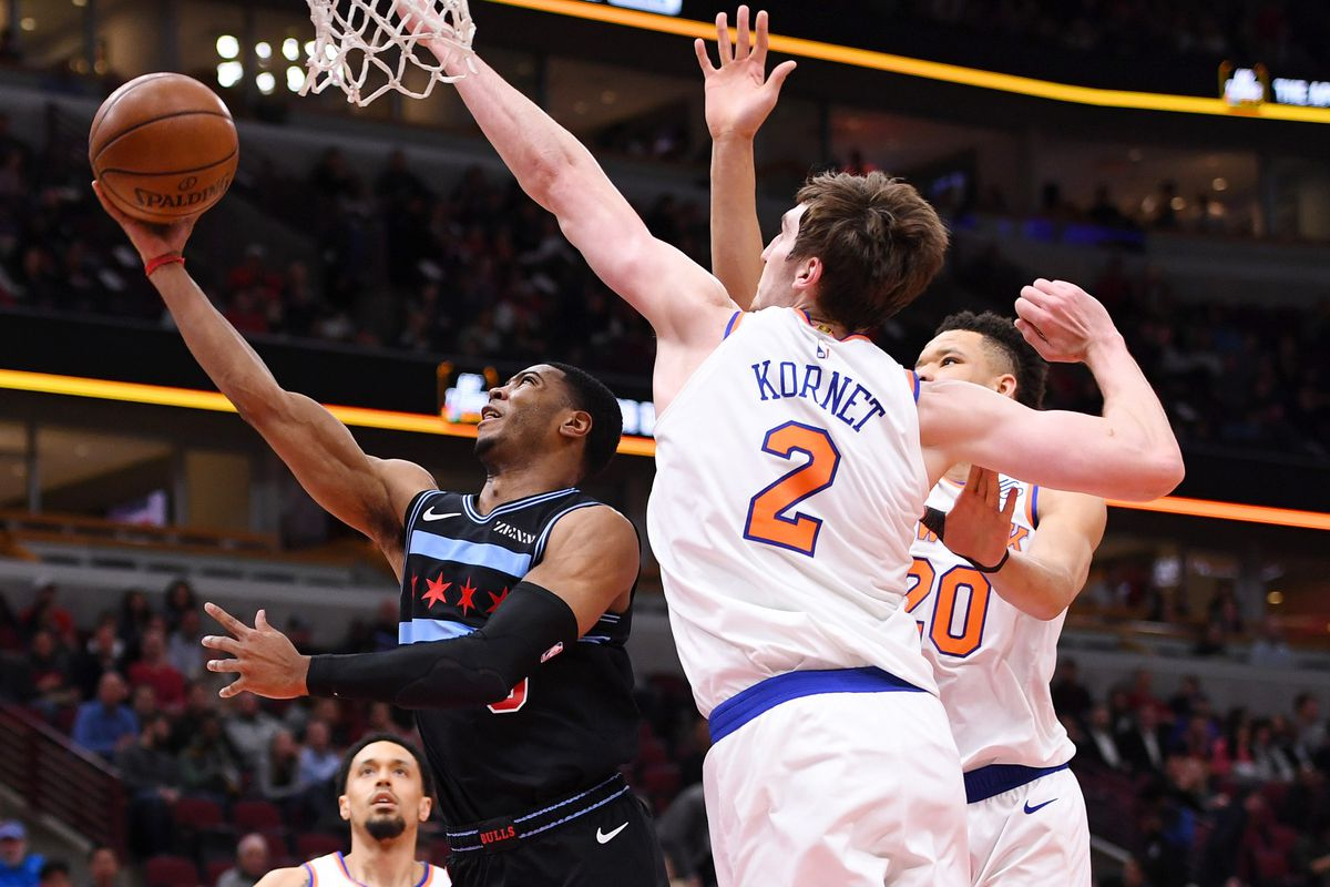 Knicks 96 Bulls 86 Scenes From One Last Dance Read Win For The 2018 19