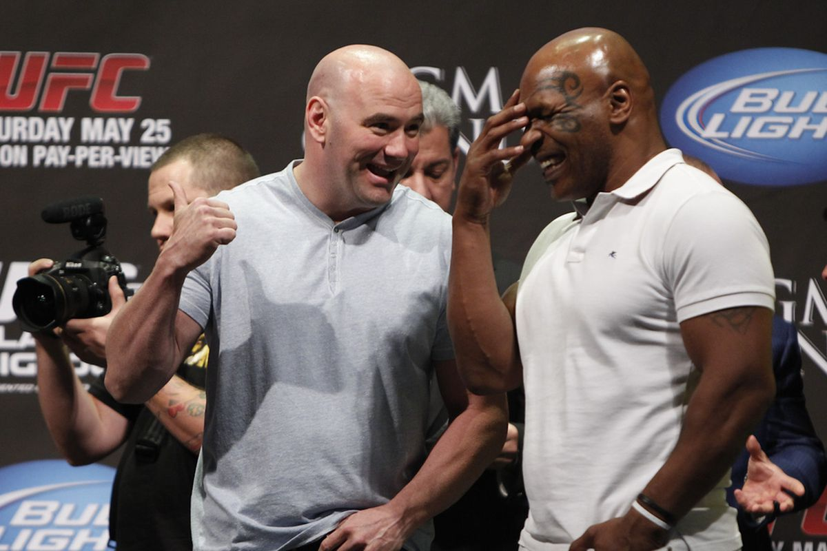 Morning report mike tyson says conor mcgregor is going to get mike tyson doesnt believe conor mcgregor has much of a chance against floyd mayweather on aug 26 esther lin mma fighting m4hsunfo