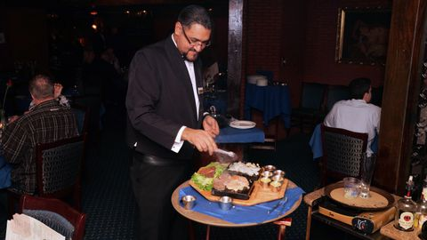 See How Downtown Gem Hugo S Cellar Makes Dishes Table Side Eater
