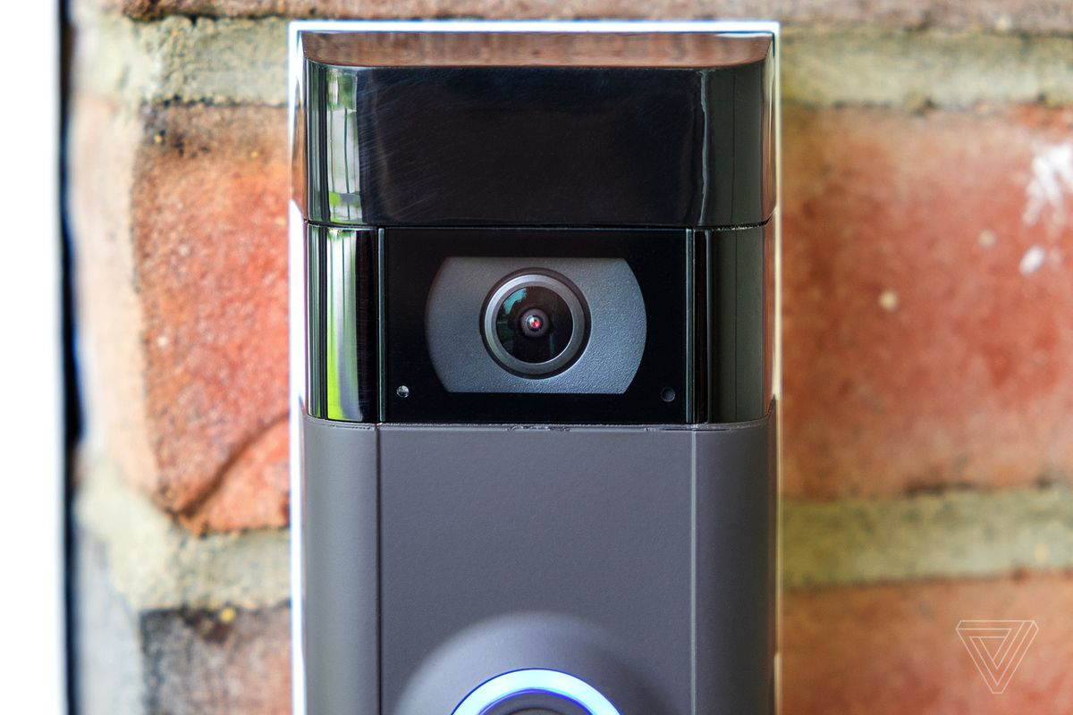 The Ring Video Doorbell 2 Is An Easy Way To Turn Your Doorbell Into A Security Camera