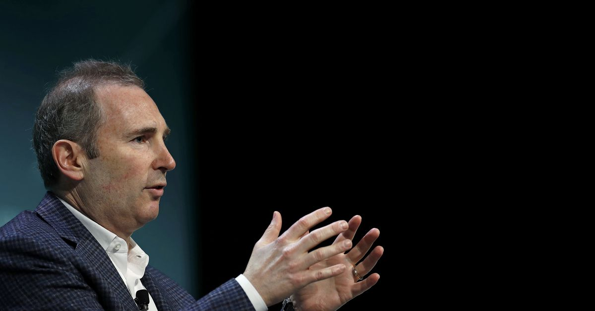 Meet Andy Jassy Amazon's next CEO – The Verge