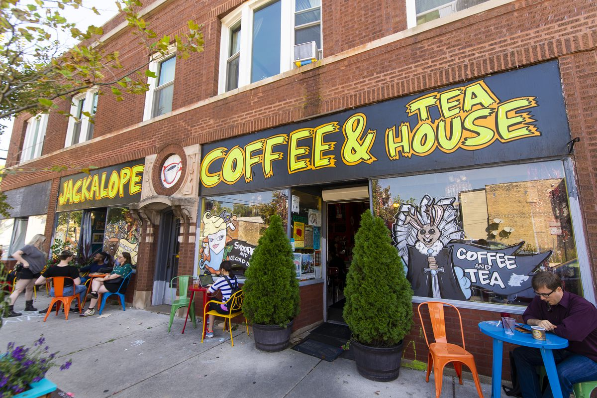 The Jackalope Coffee and Tea House in Bridgeport   Tyler LaRiviere/Sun-Times