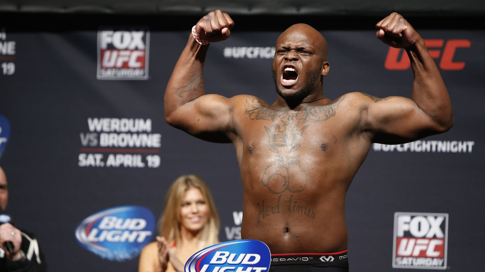 The Mma Hour - 383 - Derrick Lewis