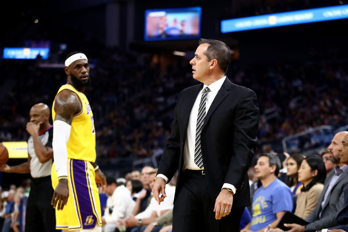 LeBron James says Frank Vogel, Lakers coaching staff have been 'huge' part of good team chemistry