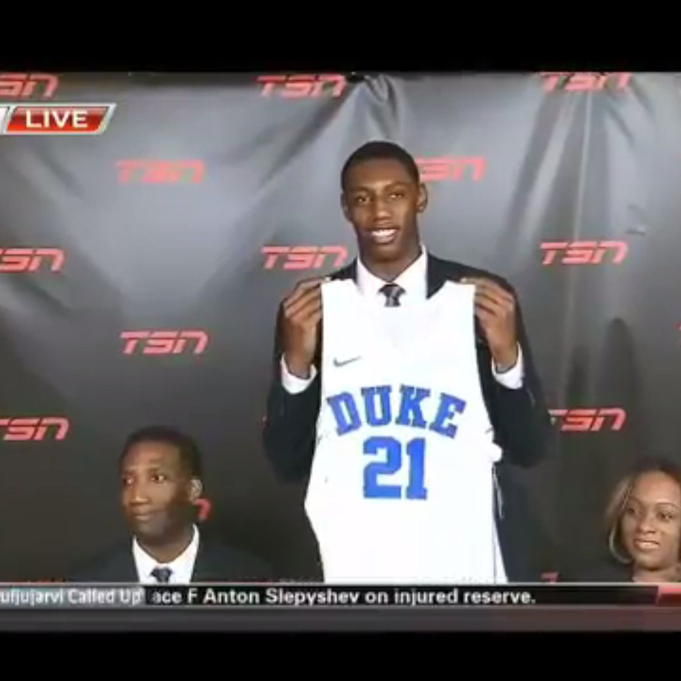 new product 55c34 63aff R.J. Barrett, the No. 1 basketball recruit in the world ...