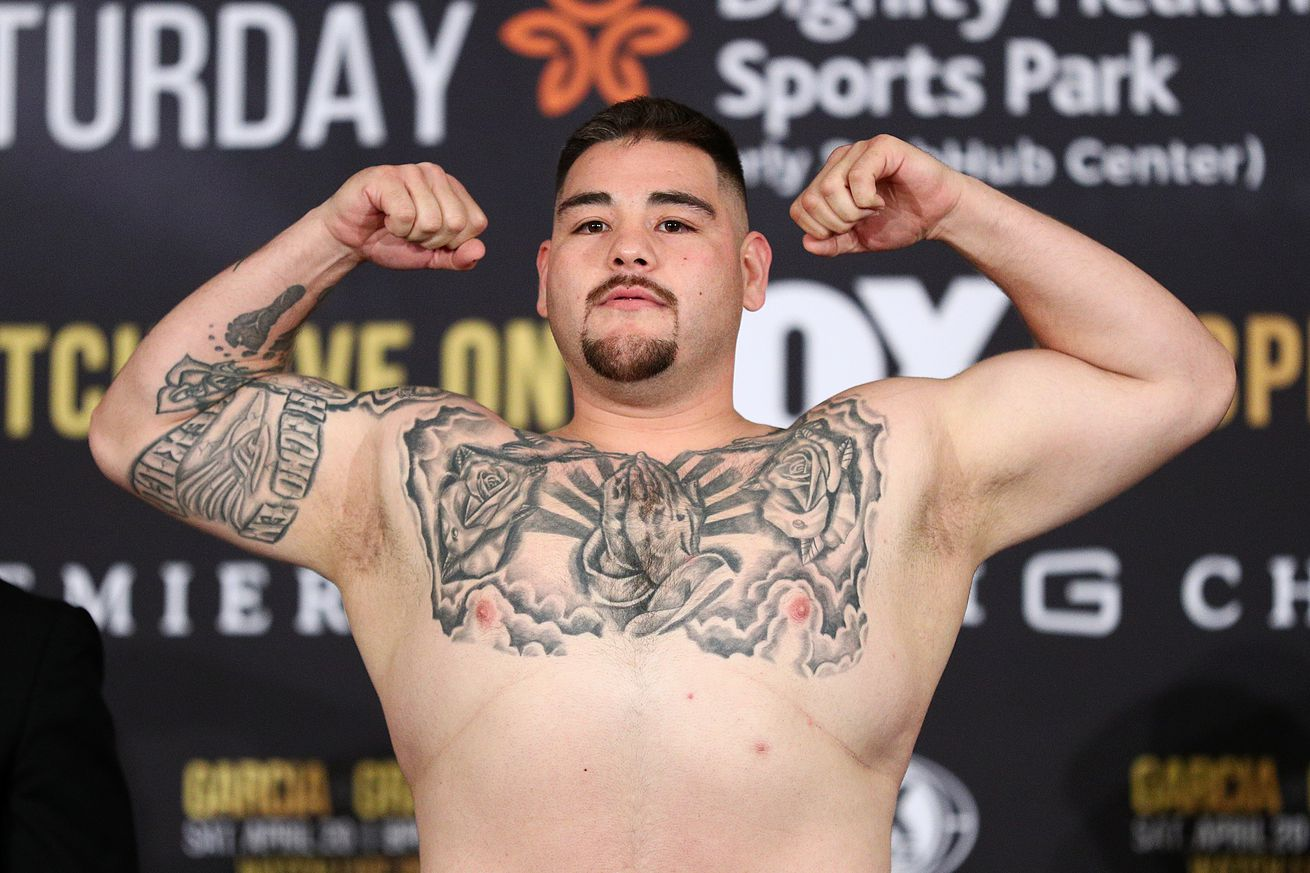 1143789683.jpg.0 - Ruiz: We're in negotiations with Joshua, I'm ready now