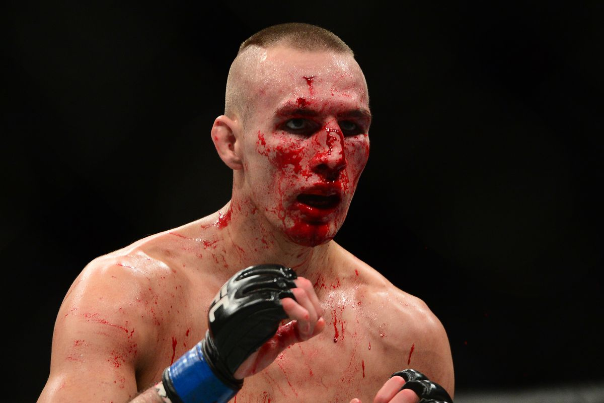 Hurt Game: For all its complexity, at heart MMA is about damage