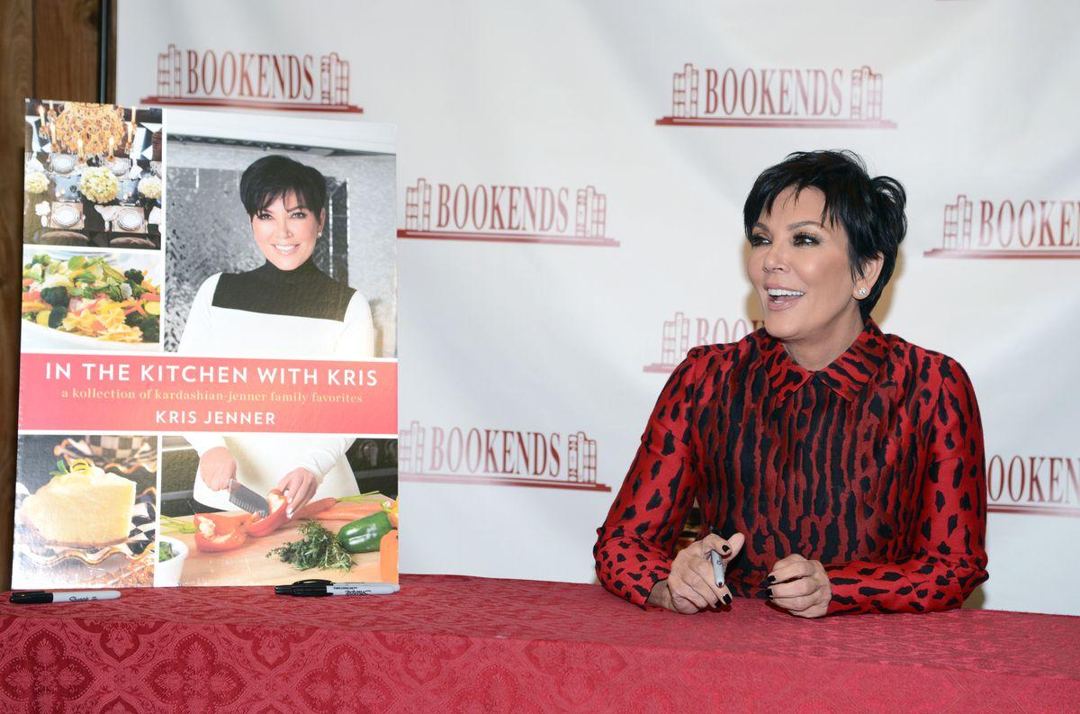 Kris Jenner Cookbook 2