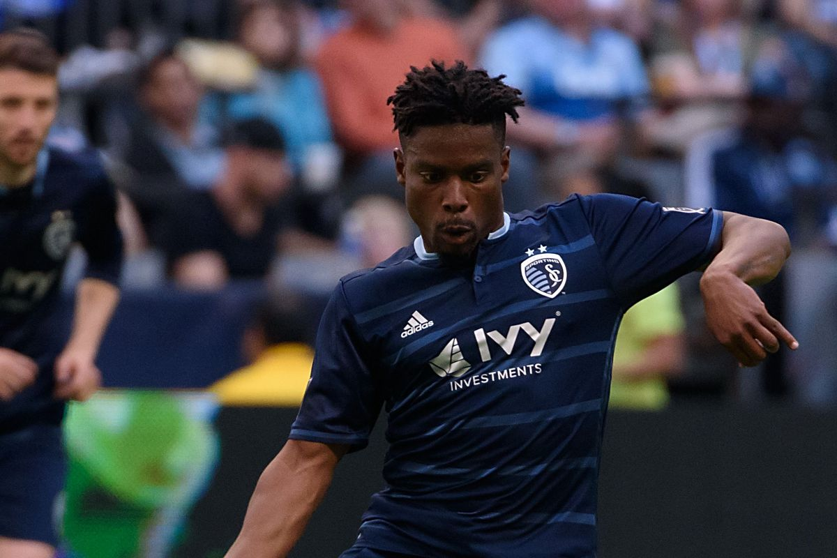 MLS: Sporting KC at Vancouver Whitecaps FC