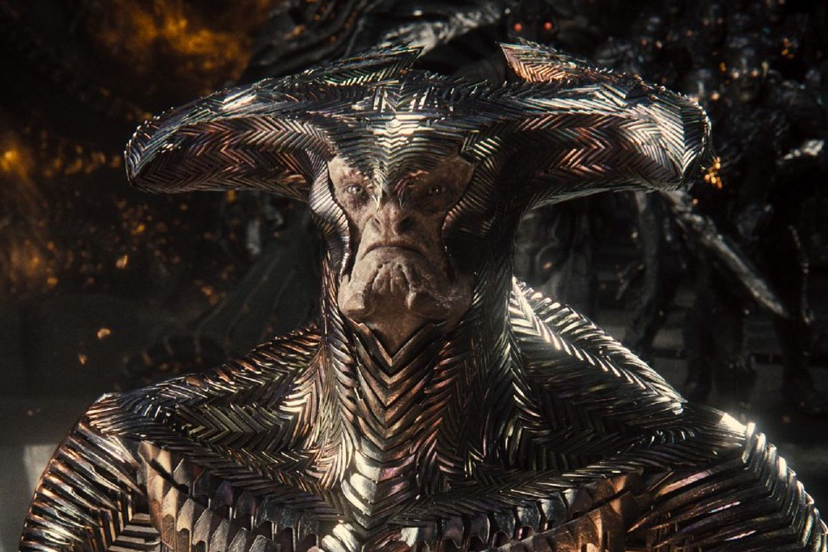 Steppenwolf's Justice League redesign was a huge endeavor, says producer - Polygon