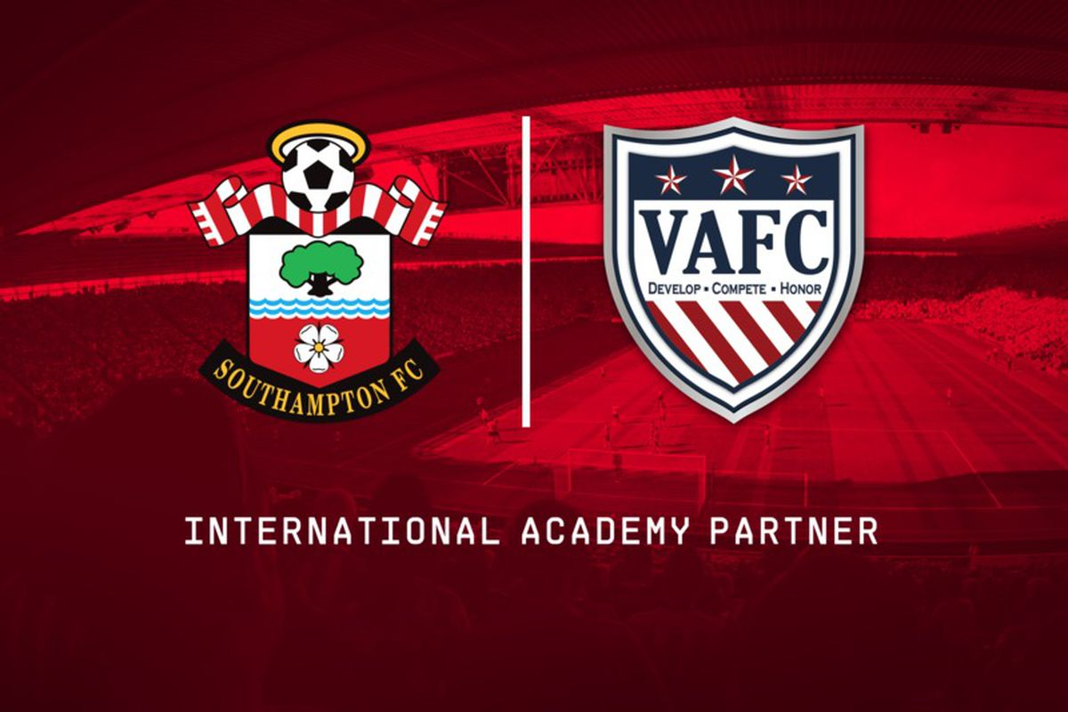Southampton announce partnership with Virginia FC Youth