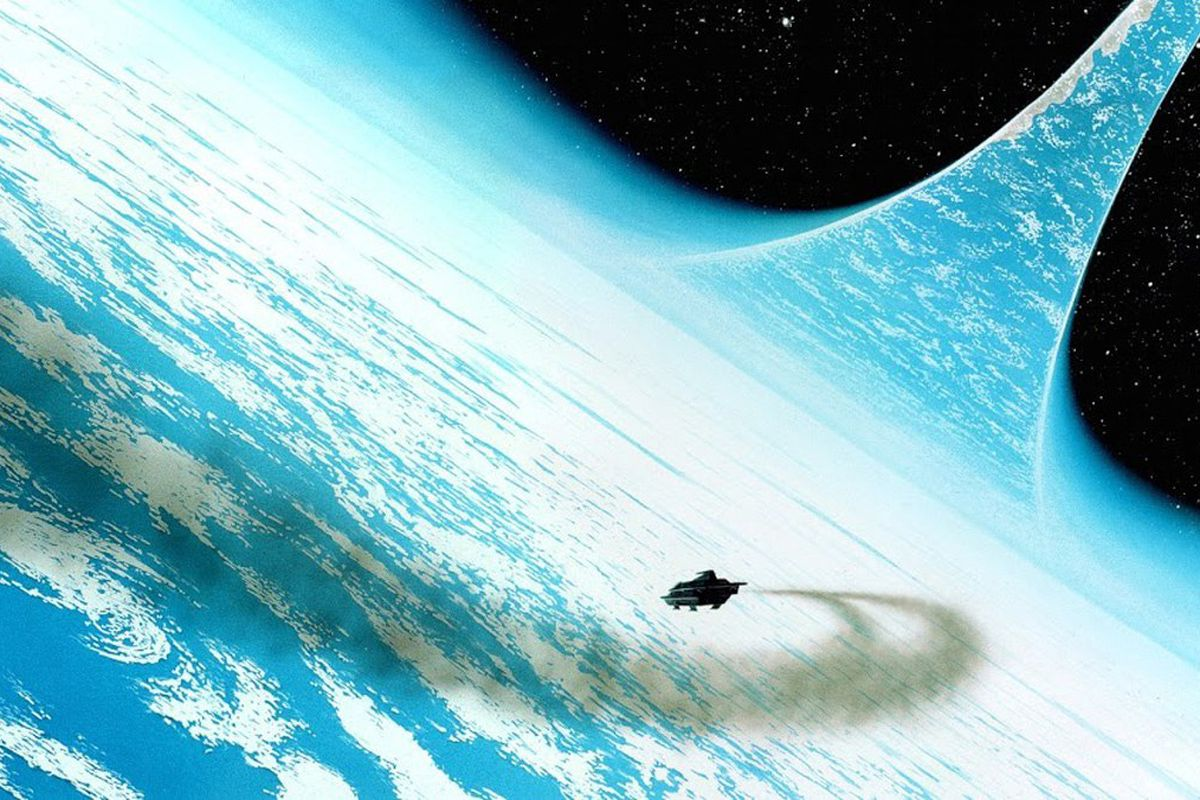 Amazon is developing a series based on Iain M  Banks' sci-fi