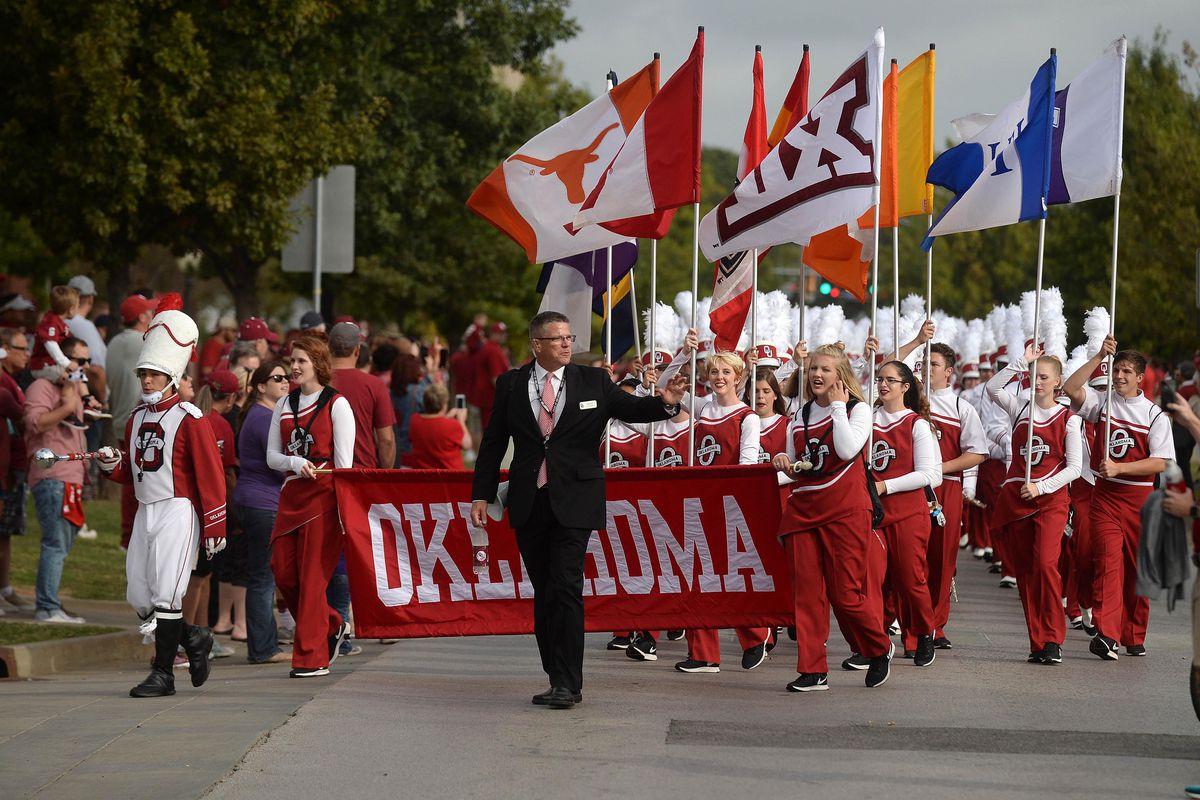 NCAA Football: Kansas State at Oklahoma
