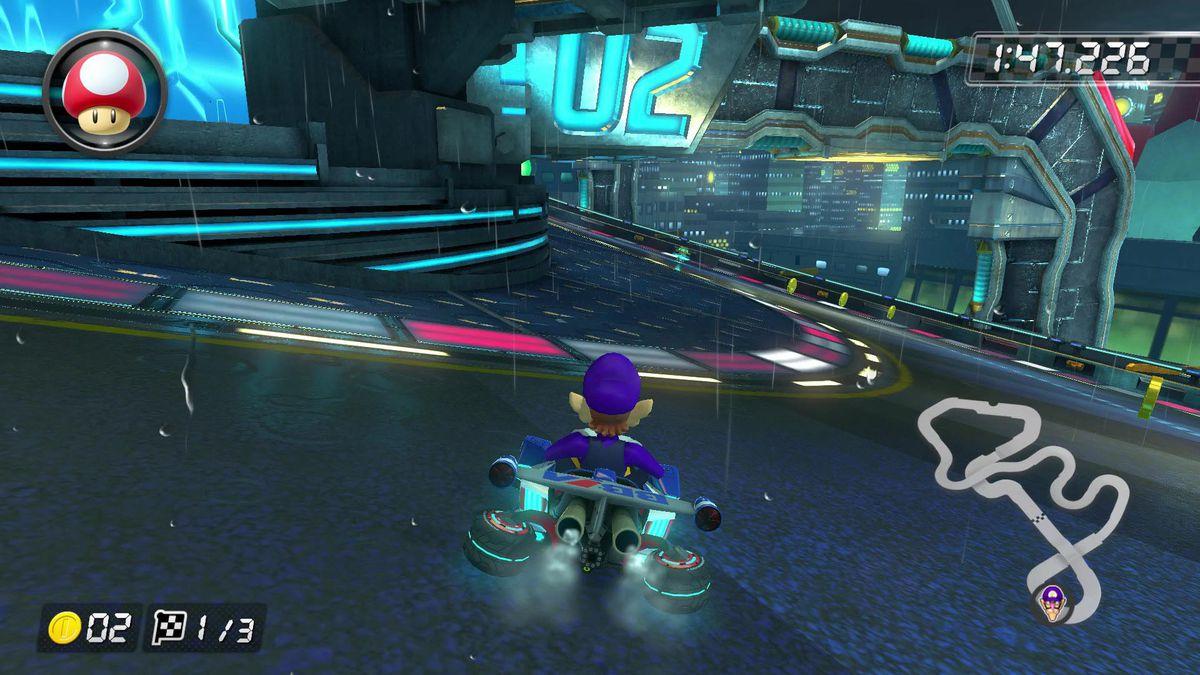 Mario Kart 8 Deluxe Shortcuts Polygon