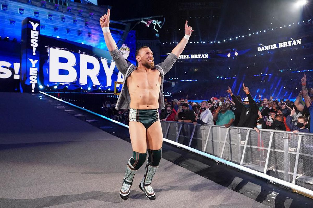 Daniel Bryan Being Forced To Re-Sign A WWE Contract 1