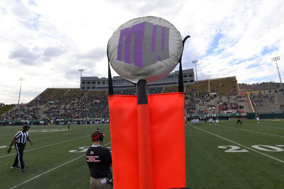 NCAA Football: Fresno State at Colorado State