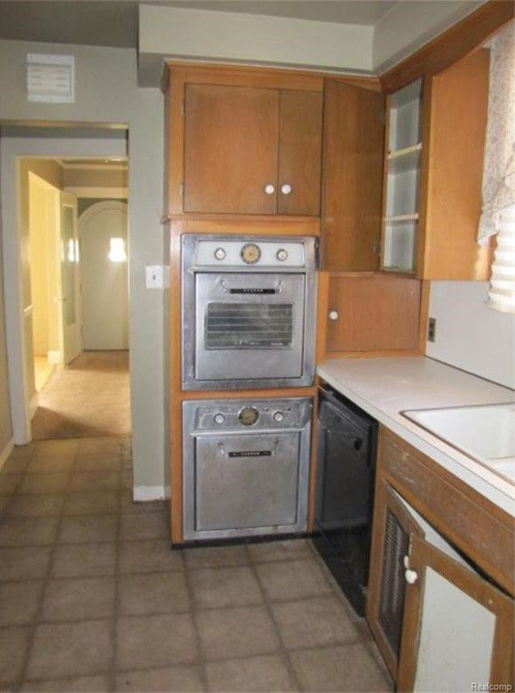 kitchen cabinets 8 mile detroit fix up this green acres home yours for 99k curbed detroit 19962
