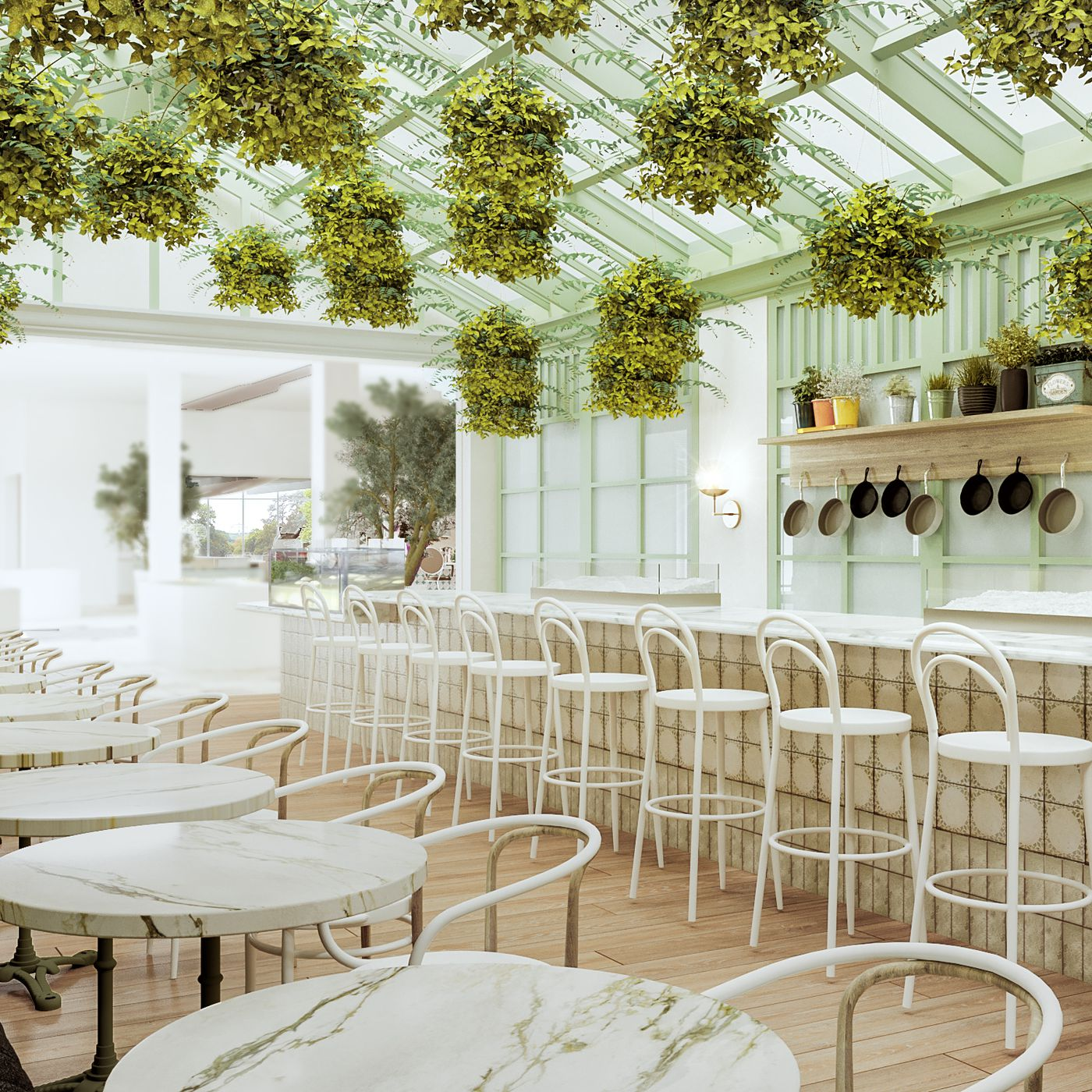 Awe Inspiring 13 Food Halls That Prove This Trends Not Dead Yet Eater Short Links Chair Design For Home Short Linksinfo