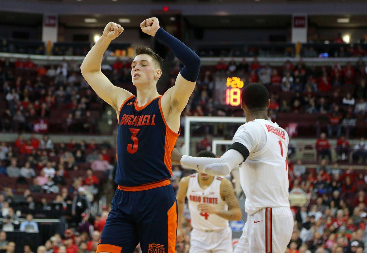 NCAA Basketball: Bucknell at Ohio State