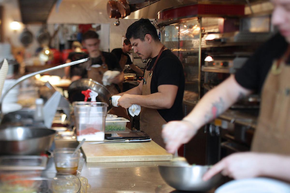 """<a href=""""http://homerstreetcafebar.com/"""">Homer Street Cafe Bar</a>."""