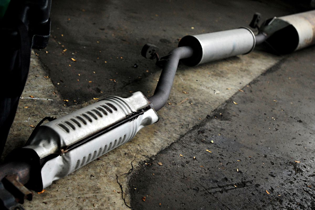 Arcadia Terrace catalytic converter thefts reported: police
