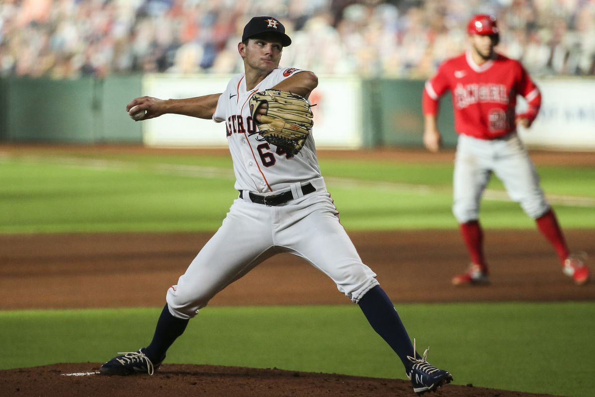 MLB: Los Angeles Angels At Houston Astros Double Header Game Two