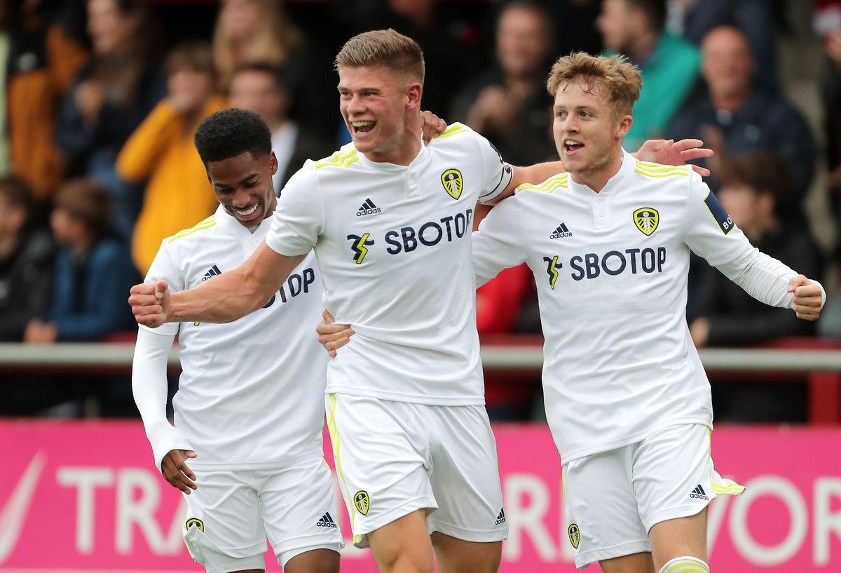 Fleetwood Town v Leeds United - Pre Season Friendly - Highbury Stadium