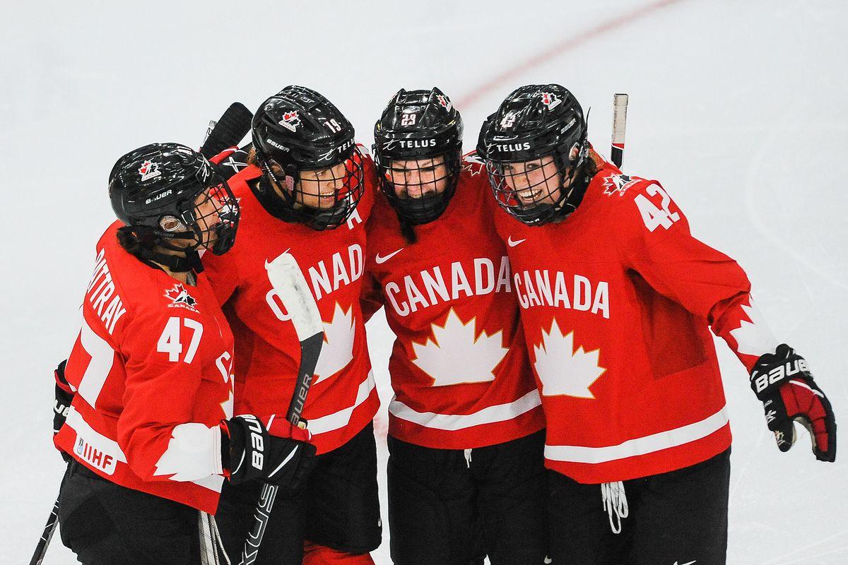 Finland v Canada: Group A - 2021 IIHF Women's World Championship