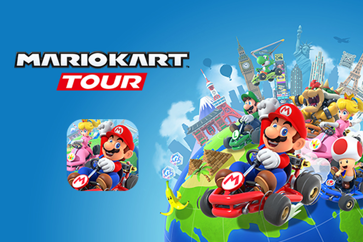 Mario Kart Tour launches with subscription option priced the same as Apple  Arcade - The Verge