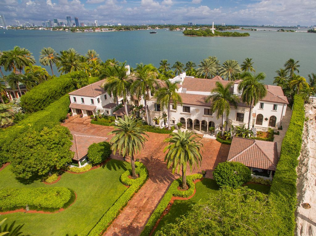 Miami's 21 most expensive homes for sale, mapped - Curbed Miami