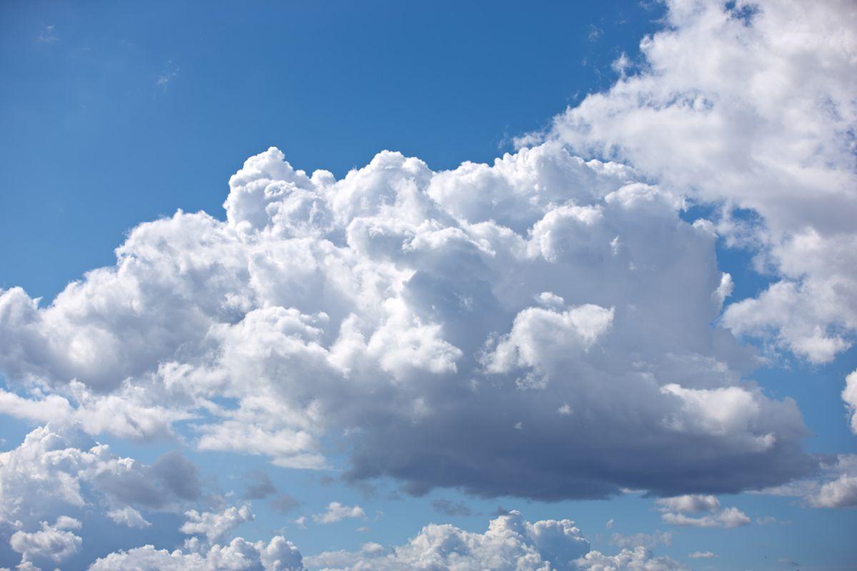 clouds (shutterstock)