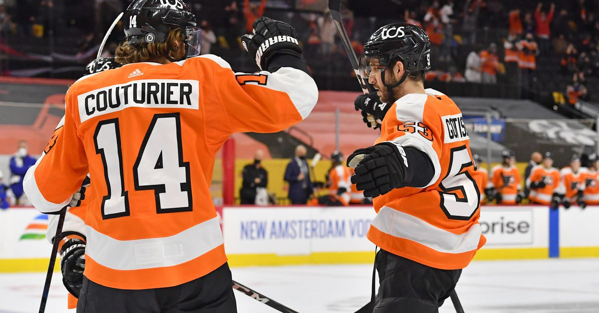 What we learned from the Flyers' hard fought shootout win over the Sabres - Broad Street Hockey