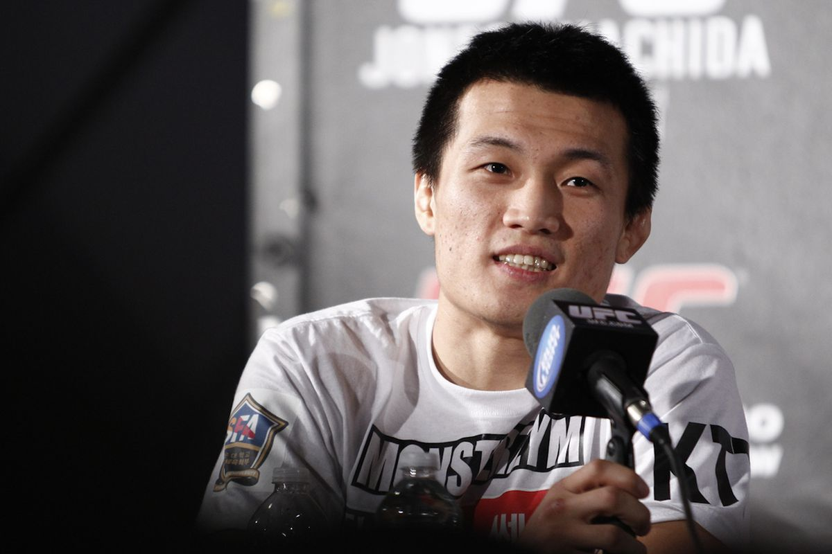 Esther Lin, MMA Fighting