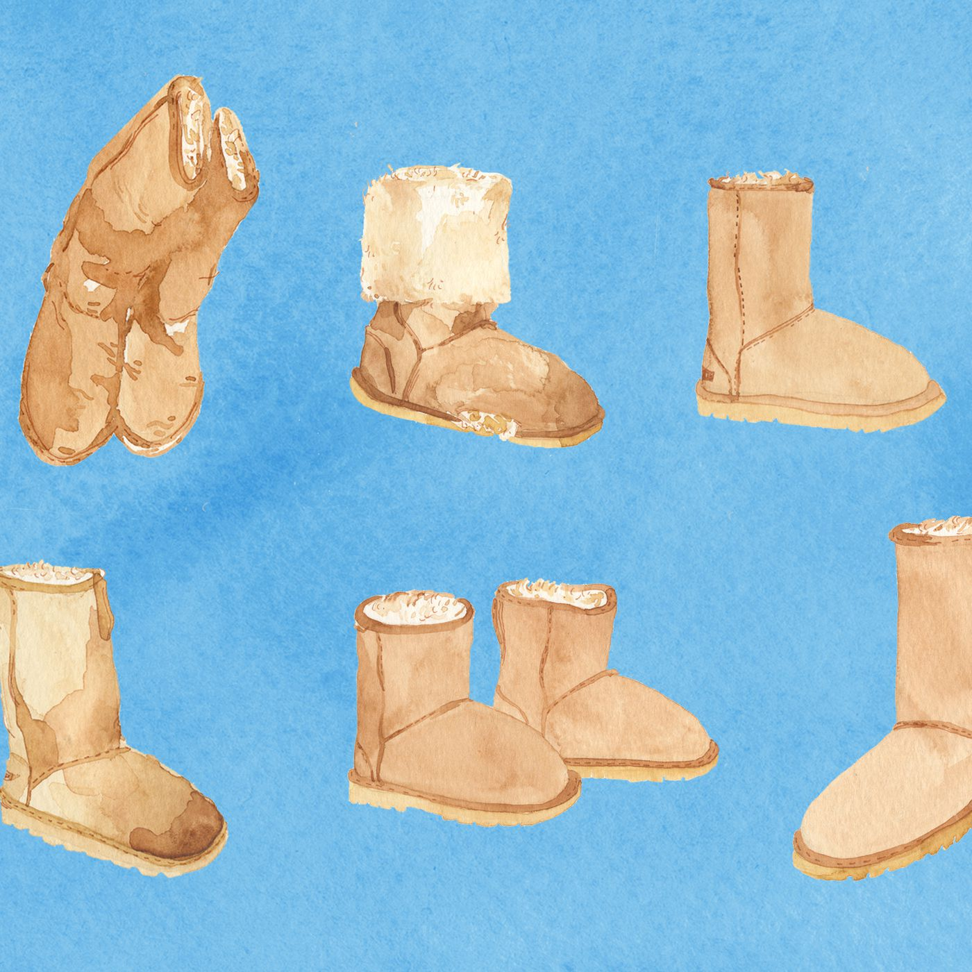 fd186bb1440 What to Do About Your Grimy, Smelly Uggs - Racked