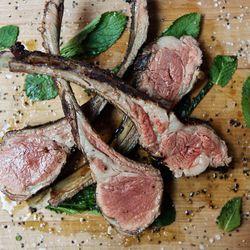 Carbone lamb ribs