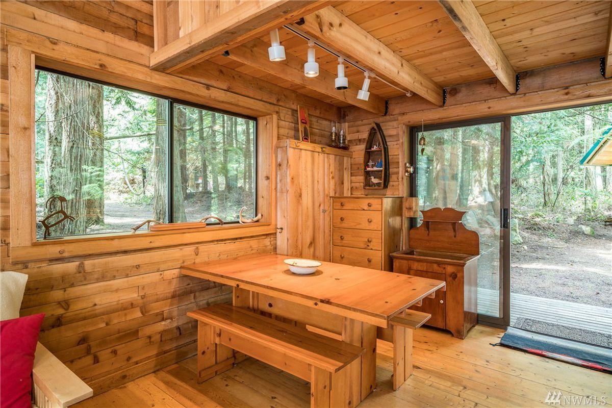 Lopez Island Cabin For Sale