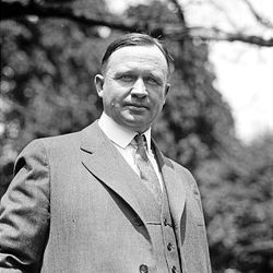 Charles R. Mabey, Utah;s fifth governor, 1921 - 1925.
