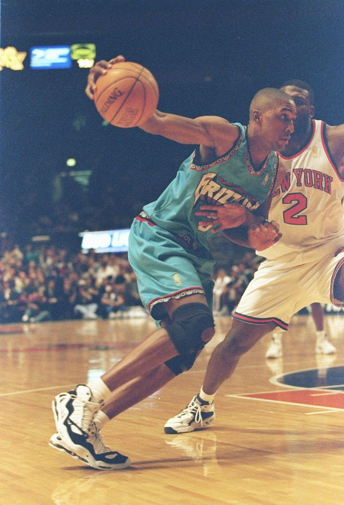 Grizzlies V Knicks