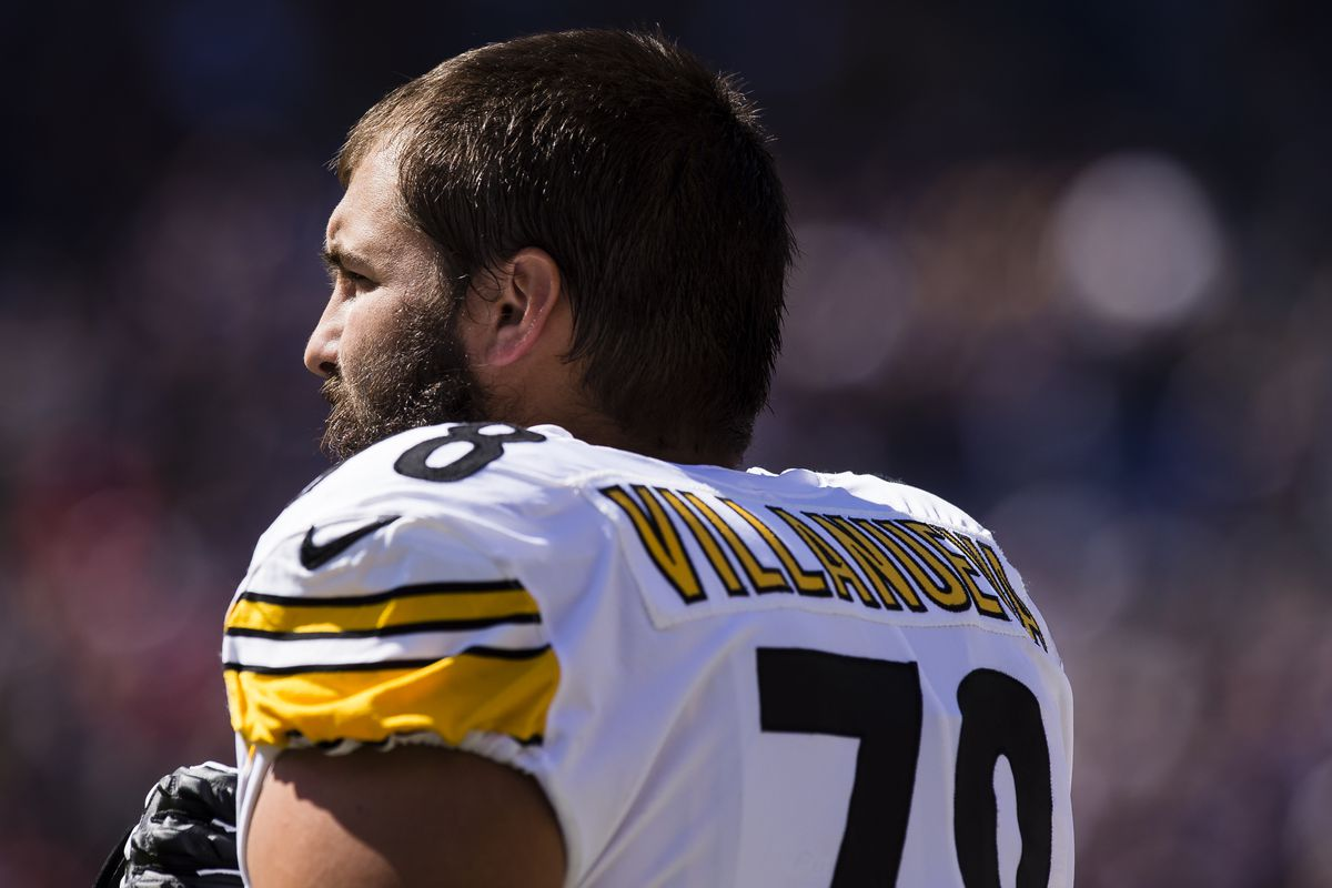 Steelers' Villanueva sick of being used as 'tool' for media
