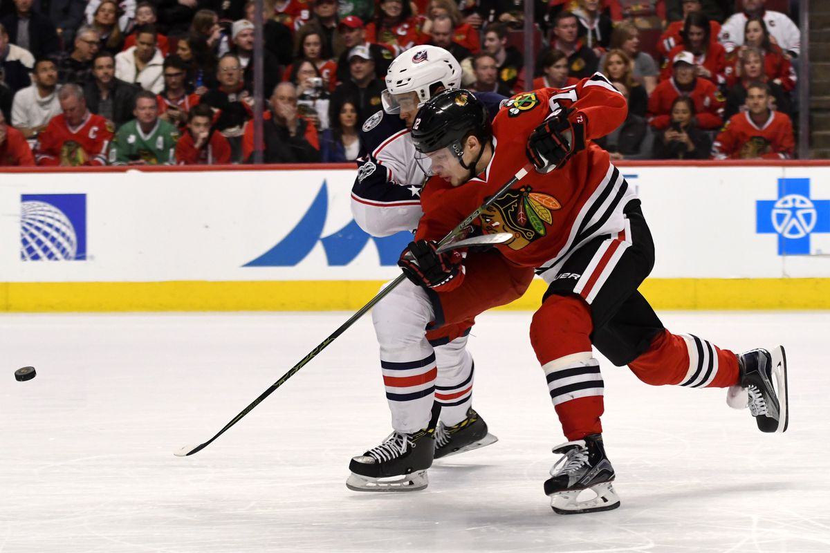 Preseason Game Preview: Chicago Blackhawks at Columbus Blue ...